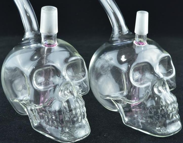Best glass skull bong