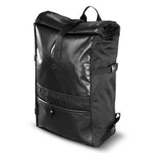 Vatra Skunk RollUp Backpack Black - Smell Proof - Water Proof