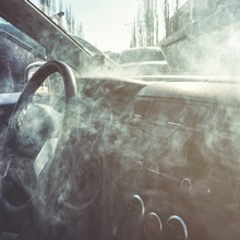 get rid off weed smell in the car
