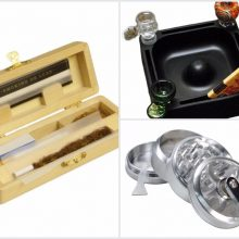 Marijuana smoking accessories