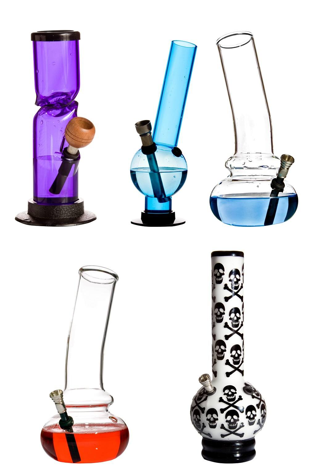 five bongs