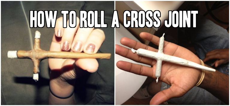 how to roll cross joint