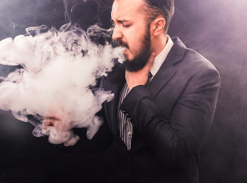 5 Reasons Why You Cough While Smoking Weed and Solutions