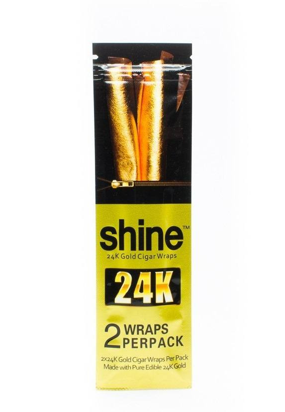 Shine Papers 24k Gold Wraps