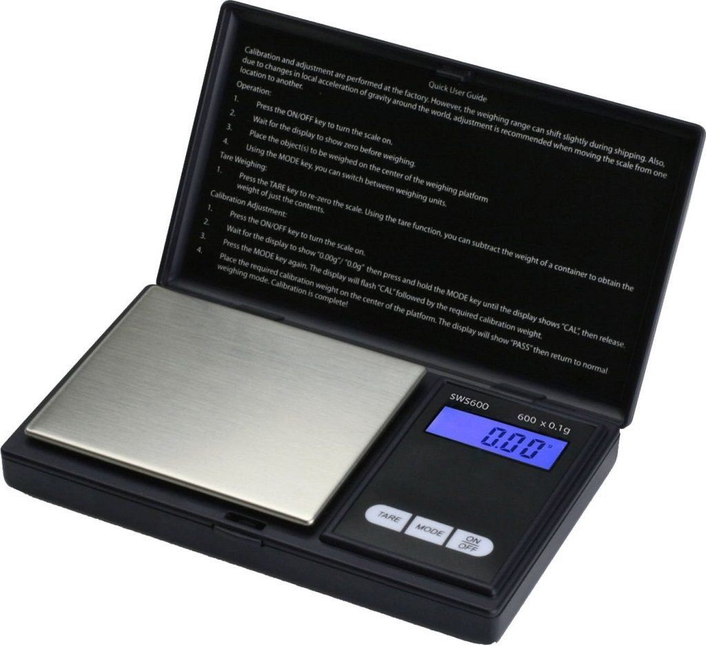 Smart Weigh Elite Scale
