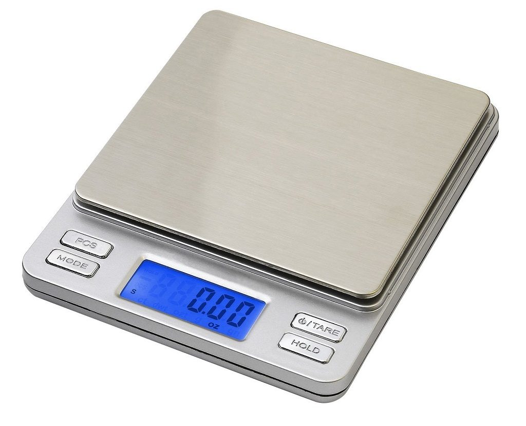 Weed Smart Weigh Scale