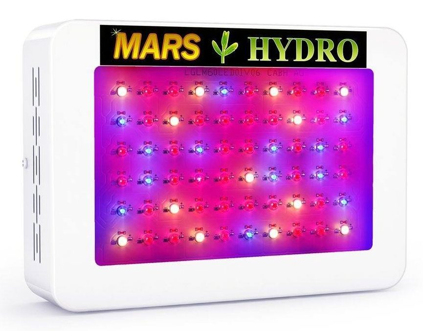 MarsHydro Mars 300W Full Spectrum LED Grow Light