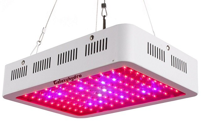 Galaxyhydro 300-Watt LED Grow Light Review